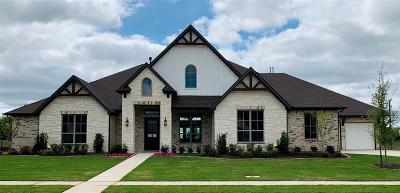 Flower Mound Single Family Home For Sale: 4713 Amble Way