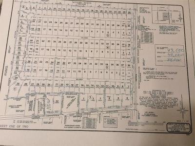 Springtown Residential Lots & Land For Sale: 0000 Titus