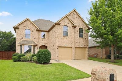 Flower Mound Single Family Home For Sale: 3513 Leanne Drive