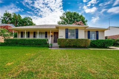 Single Family Home Active Option Contract: 8628 San Souci Drive