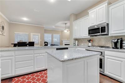 Denton Single Family Home For Sale: 3008 Frontier Drive
