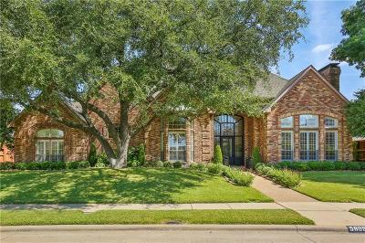 Plano Single Family Home For Sale: 5805 Branding Green Trail