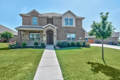 Wylie Single Family Home For Sale: 1802 Enchanted Cove