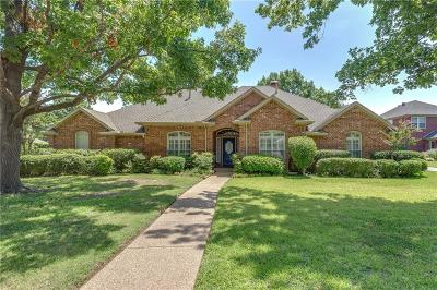Colleyville Single Family Home For Sale: 5501 Coventry Court