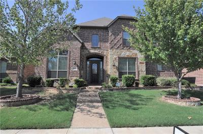 Sachse Single Family Home For Sale: 3335 Leameadow Drive