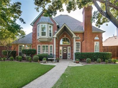 Coppell Single Family Home For Sale: 197 Hollowtree Court