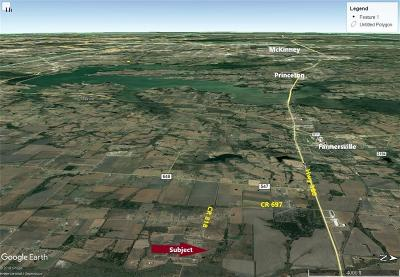 Collin County Farm & Ranch For Sale: 0000 County Road 818