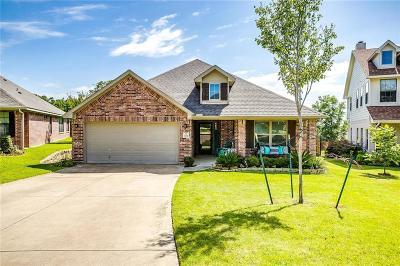 Burleson Single Family Home For Sale: 2828 Greenway Drive