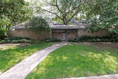 Single Family Home For Sale: 6514 Covecreek Place