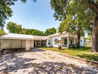 Springtown Single Family Home For Sale: 635 N Ash Terrace