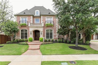 Frisco Single Family Home For Sale: 8014 Oak Point Drive