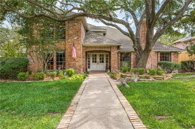 Single Family Home For Sale: 9630 Hill View Drive
