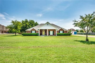 Keller Single Family Home For Sale: 1228 Johnson Road