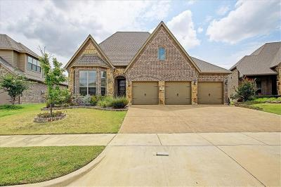 Fate Single Family Home For Sale: 313 Hawks Drive