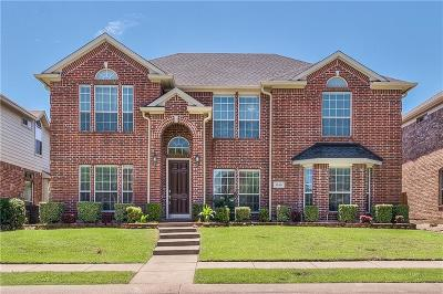Allen Single Family Home Active Option Contract: 1616 Humbolt Drive