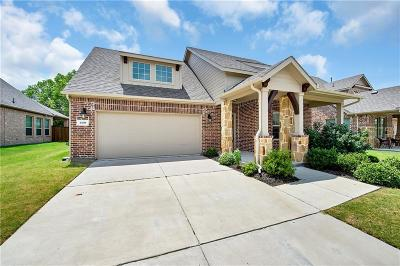 Prosper Single Family Home Active Option Contract: 220 Dragonfly Drive