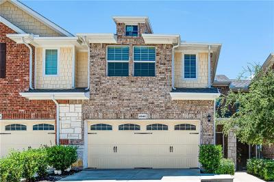 Plano Townhouse For Sale: 4648 Perthshire Court