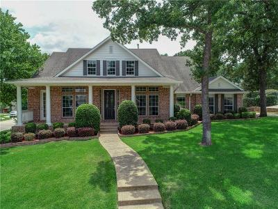 Keller Single Family Home For Sale: 1532 Hudnall Farm Road