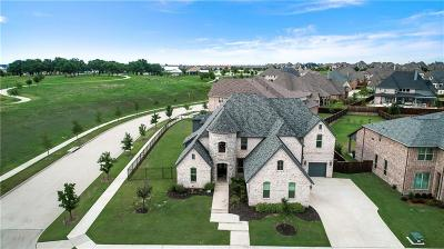 Frisco Single Family Home For Sale: 810 Cedar Ranch Road