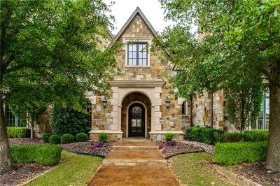 Southlake Single Family Home For Sale: 1009 Whittington Place