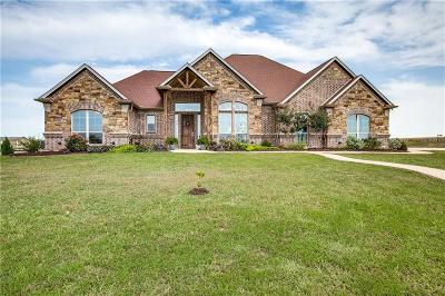 Johnson County Single Family Home For Sale: 8417 County Road 301