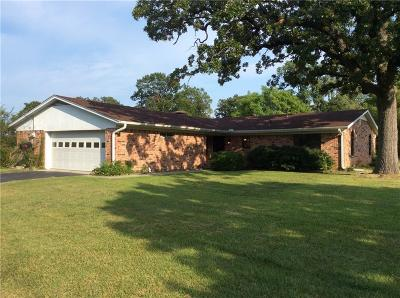 Grayson County Single Family Home Active Option Contract: 3081 Fm 1753