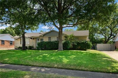 Lake Highlands Single Family Home For Sale: 8538 Grenadier Drive