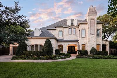 Dallas County Single Family Home Active Option Contract: 5819 Meaders Lane