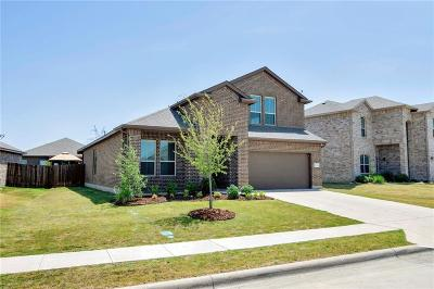 Single Family Home For Sale: 13856 Langston Lake Drive