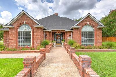 Stephenville Single Family Home For Sale: 106 Hudson Court