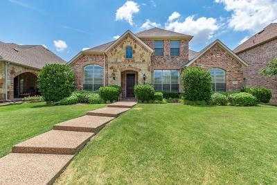 Lewisville Single Family Home For Sale: 2318 Salisbury Court