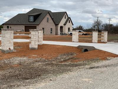 Cleburne Single Family Home For Sale: 1832 County Road 1224