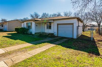 Single Family Home For Sale: 110 W Wheatland Road