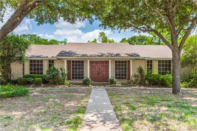 Colleyville Single Family Home For Sale: 6301 Kingston Drive