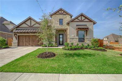 Frisco Single Family Home For Sale: 7545 Sanctuery Drive