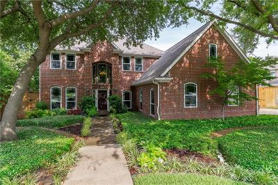 Rowlett Single Family Home Active Contingent: 4313 Meadowcove Drive