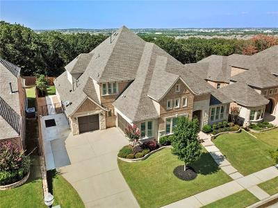 Fort Worth Single Family Home Active Option Contract: 4933 Flusche Court