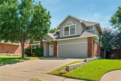 Grapevine Single Family Home For Sale: 1202 Winslow Lane