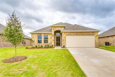 Crandall Single Family Home For Sale: 332 Pecos