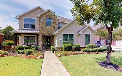 Fort Worth Single Family Home For Sale: 5064 Exposition Way