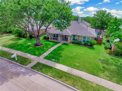 Carrollton Single Family Home For Sale: 4258 Harvest Hill Road