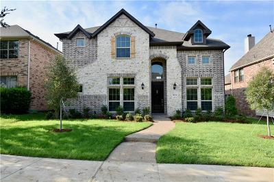 Frisco Single Family Home For Sale: 11611 Jasper Drive