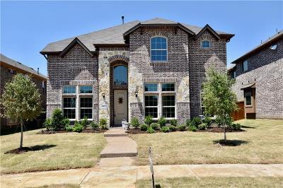 Frisco Single Family Home For Sale: 11622 Gatesville Drive
