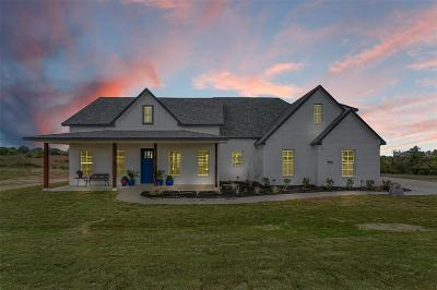 Weatherford Single Family Home For Sale: 5195 Old Dennis Road