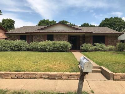 Single Family Home For Sale: 3301 E Park Boulevard
