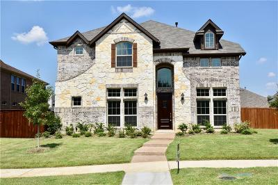 Frisco Single Family Home For Sale: 11860 Yoakum Drive