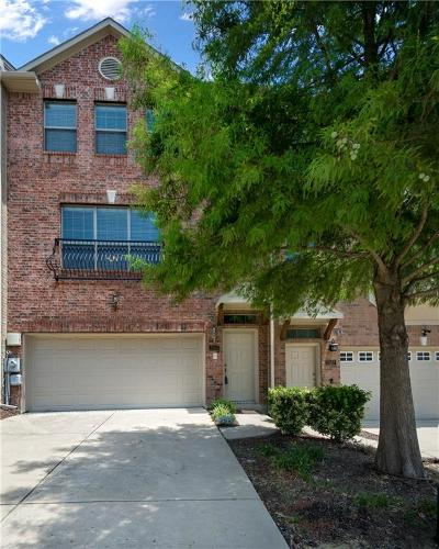 Lewisville Condo For Sale: 2553 Jacobson Drive