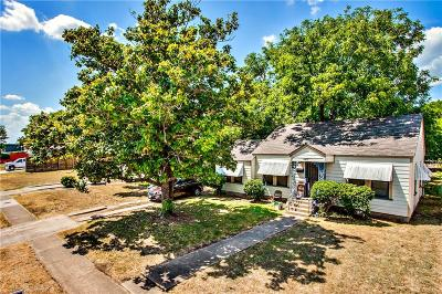 Greenway Park, Greenway Parks, Greenway Parks Add Single Family Home For Sale: 4815 W University