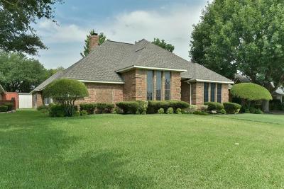 Rowlett Single Family Home For Sale: 8308 Navigation Drive