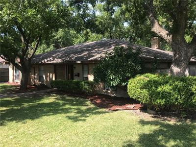Benbrook Single Family Home For Sale: 3800 Delmas Drive